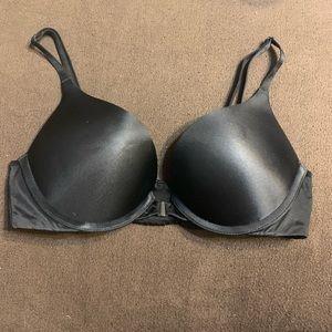 Bombshell Black Victoria Secret Push-up Bra
